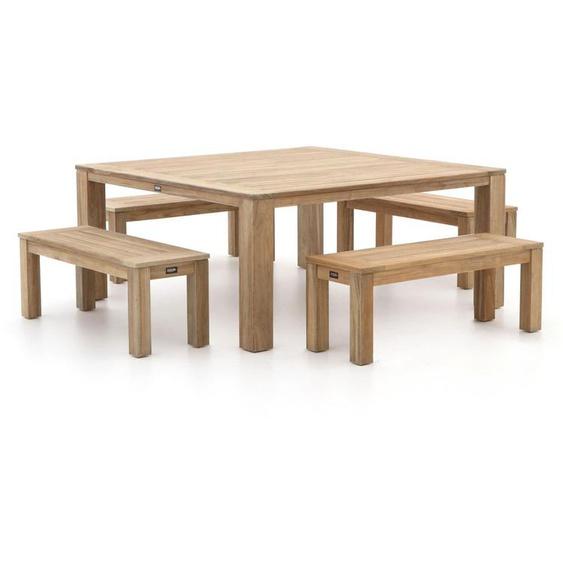 ROUGH-X 170x170 cm Picknick-Set 5-teilig