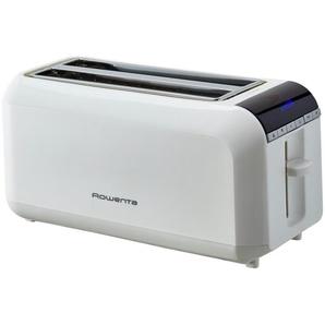 Rowenta Toaster  TL 6811 | weiß | Kunststoff, Metall | 44,5 cm | 24,6 cm | 17,4 cm | Möbel Kraft