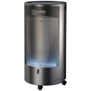 ROWI Gas-Heizgerät »Blue Flame«, silberfarben, 4200 Watt, PURE Premium++
