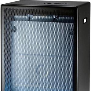 ROWI Gas-Heizgerät »Blue Flame«, anthrazit, 4200 Watt, Thermostat, Pro