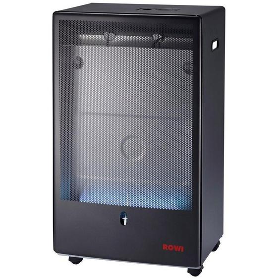 ROWI Heizgerät HGO 4200/2 BFT Pro, 4200 W, mit Thermostat und Tragegriff