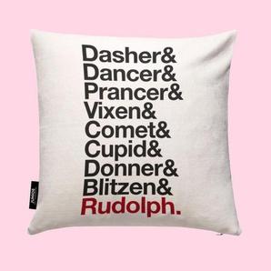 Rudolph & Friends- Kissen