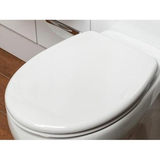 Runder WC-Sitz