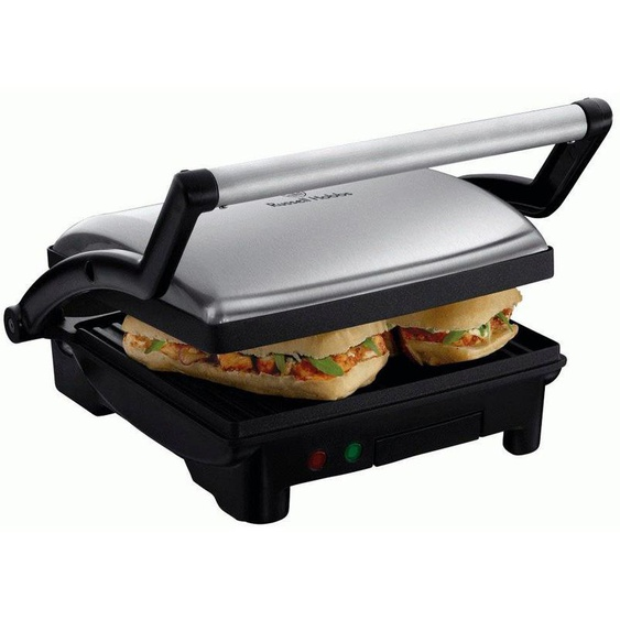 RUSSELL HOBBS Kontaktgrill Paninigrill Cook at Home 3in1 17888-56, 1800 W