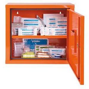 SÖHNGEN Medizinschrank Juniorsafe DIN 13157 orange