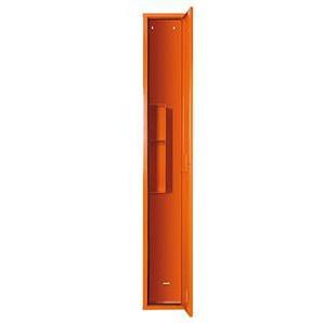 SÖHNGEN Medizinschrank NovoLine 4 für Krankentrage N leer ohne Füllung orange