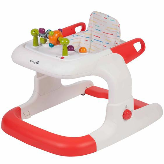 Safety 1st Baby Lauflernhilfe Kamino Red Lines Rot 2769260000