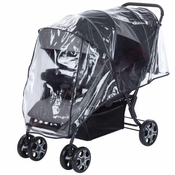 Safety 1st Tandem-Kinderwagen Teamy Schwarz 1151666000