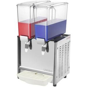 PrimeMatik - Saftdispenser Kommerzielle Getränke Spender heiß und kalt mit Spigot Drink 9L x 2 tanks