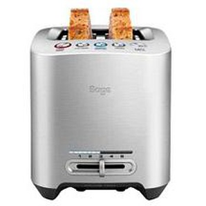 Sage the 'A Bit More'™ Toaster silber