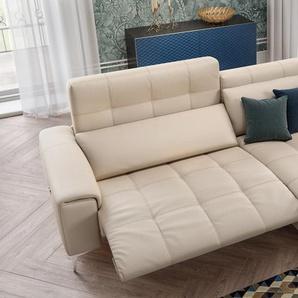 SALENTO Ecksofa kompakt & hochwertig Relaxfunktion Eckcouch