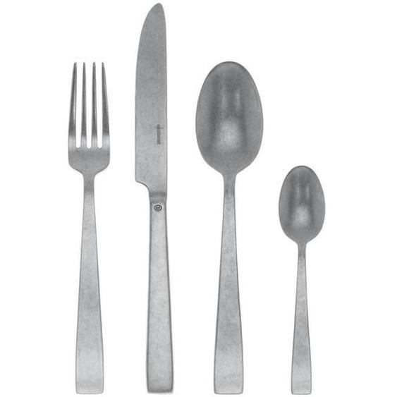 Sambonet Besteckset 24-teilig Edelstahl , Silber , Metall , 31x5.5 cm