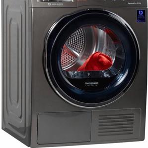 Wärmepumpentrockner DV81M6210CX/EG, silber, Energieeffizienzklasse: A+++, Samsung