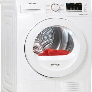 Wärmepumpentrockner DV70M5020KW/EG, weiß, Energieeffizienzklasse: A++, Samsung