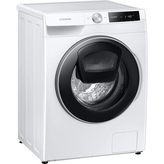 Samsung Waschmaschine WW10T654ALE/S2, 10,5 kg, 1400 U/min A (A bis G) Einheitsgröße weiß Waschmaschinen Haushaltsgeräte
