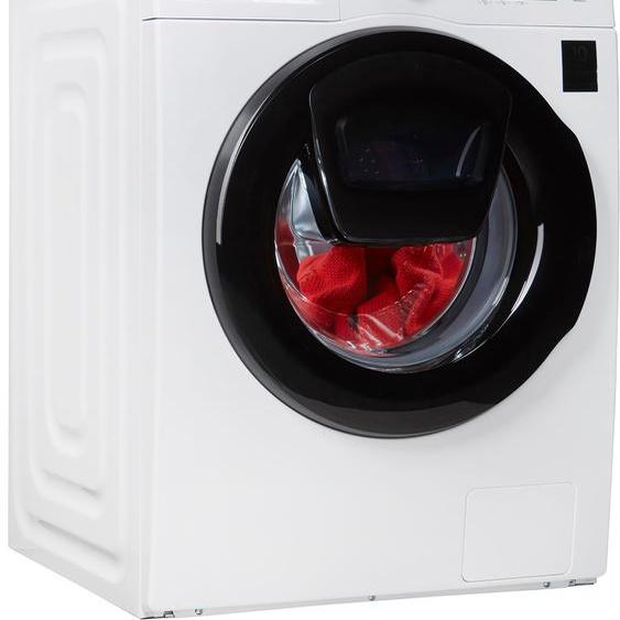 Samsung Waschmaschine WW4500T WW7ET4543AE/EG, 7 kg, 1400 U/min, AddWash, Energieeffizienz: D
