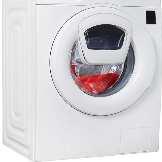 Samsung Waschmaschine WW5500T WW80T554ATW/S2, 8 kg, 1400 U/min, Energieeffizienz: B