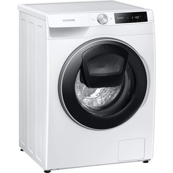 Samsung Waschmaschine WW9GT684ALE, 9 kg, 1400 U/min A (A bis G) Einheitsgröße weiß Waschmaschinen Haushaltsgeräte