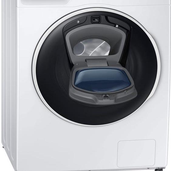 Samsung Waschmaschine WW9GT754AWH, 9 kg, 1400 U/min A (A bis G) Einheitsgröße weiß Waschmaschinen Haushaltsgeräte