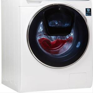 Waschtrockner QuickDrive WD8800 WD10N84INOA/EG, weiß, Energieeffizienzklasse: A, Samsung