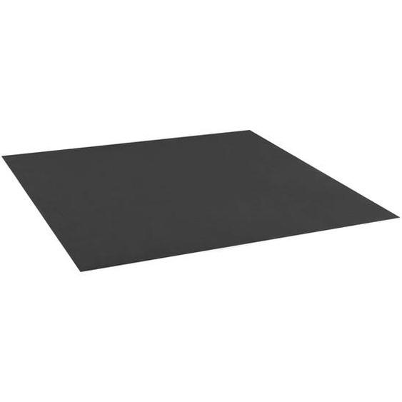 Sandkasten-Folie Schwarz 120×110 cm
