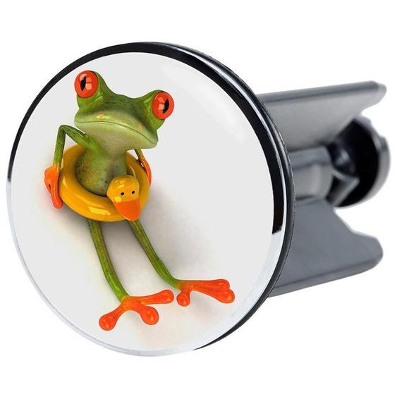 Sanilo Stöpsel »Froggy«, für Waschbecken, Ø 4 cm