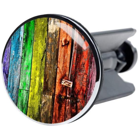 Sanilo Stöpsel »Rainbow«, für handelsübliche Waschbecken