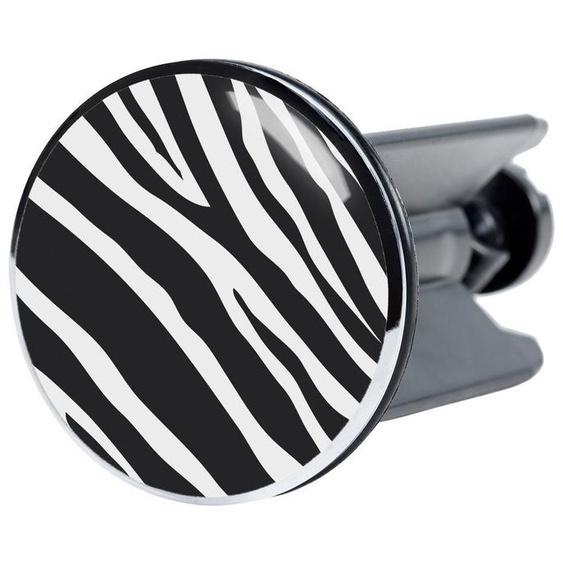 Sanilo Stöpsel »Zebra«, für Waschbecken, Ø 4 cm