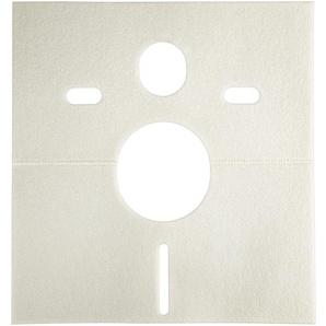 Sanitop-Wingenroth Schallschutzplatte für Wand-WC