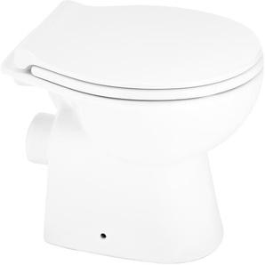 Sanitop-Wingenroth Sanitop Stand-WC spülrandlos weiß