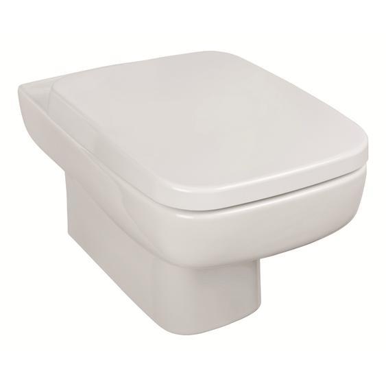 Sanitop-Wingenroth Wand-WC Quadra 2.0 Clean Tiefspüler weiß