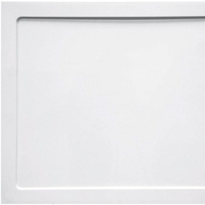 Duschwanne »SMC«, 100 x 90 x 3,5 cm, eckig
