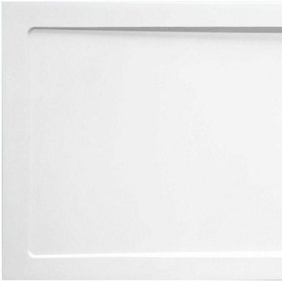 Sanotechnik Duschwanne »SMC«, rechteckig, Kunststoff, eckig, BxT: 160 x 90 cm