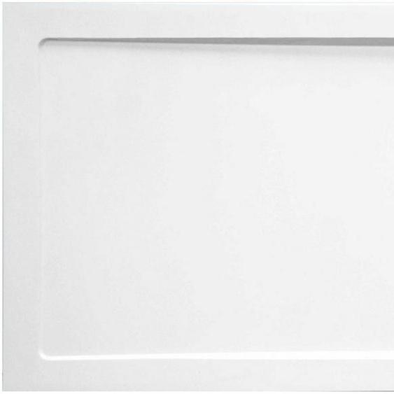 Sanotechnik Duschwanne »SMC«, rechteckig, Kunststoff, eckig, BxT: 170 x 76 cm