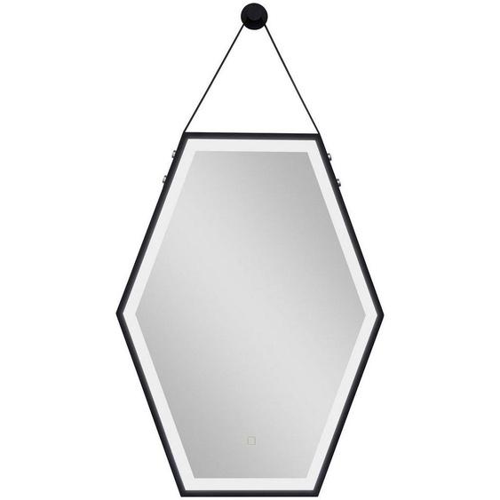 Sanotechnik LED-Lichtspiegel, Badspiegel 60x80 cm