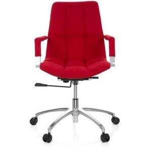 SARANTO - Home Office Bürostuhl Rot