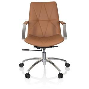 SARANTO II - Home Office Bürostuhl Camel