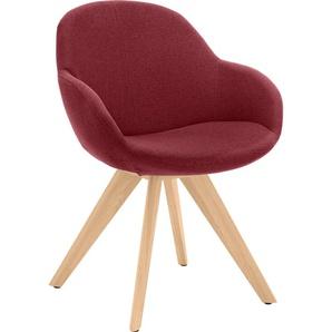 NIEHOFF SITZMÖBEL Schalen-Sessel »Coppa«, ohne Drehfunktion
