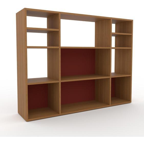 Schallplattenregal Terrakotta - Modernes Regal für Schallplatten: Hochwertige Qualität, einzigartiges Design - 154 x 118 x 35 cm, Selbst designen