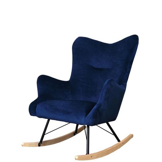 Schaukelsessel Sessel RENTON in diversen Stoff und Farbva...