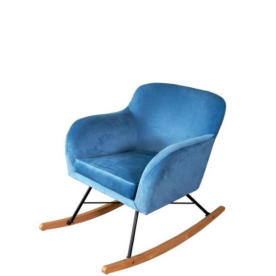 Schaukelsessel Sessel TYLER in diversen Stoff und Farbvar...
