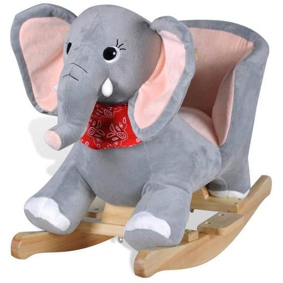Schaukeltier Elefant