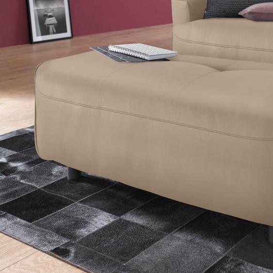 Schemel  »hs.400«, beige, hülsta sofa»hs.400«