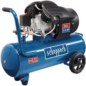 Scheppach Kompressor HC53dc Einheitsgröße blau Druckluftgeräte Werkzeug Maschinen