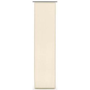 Schiebegardine »Flächenvorhang Stoff Basic«, GARDINIA, Klettband (1 Stück)