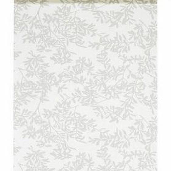 Schiebegardine »Flächenvorhang Stoff Rispe mit weißen Paneelwagen«, GARDINIA, Paneelwagen (1 Stück), HxB: 245x60