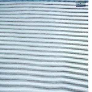 Schiebegardine »Shiny«, TOM TAILOR, Klettband (1 Stück), inkl. Beschwerungsstange