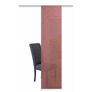 Schiebegardine »SIEGLINDE«, HOME WOHNIDEEN, Klettband (1 Stück), inkl. Befestigungszubehör