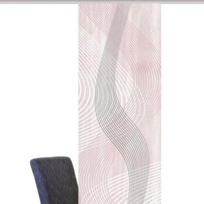 Schiebegardine »VALESI«, Vision S, Paneelwagen (1 Stück), HxB: 260x60, Schiebevorhang Bambus-Optik Digitaldruck