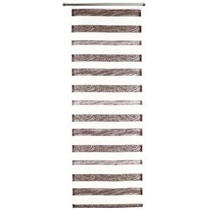 Schiebegardine »Woody«, VHG, Klettband (1 Stück), inkl. Befestigungszubehör